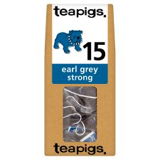 Teapigs Earl Grey Strong 15 Tea Bags 37.5G