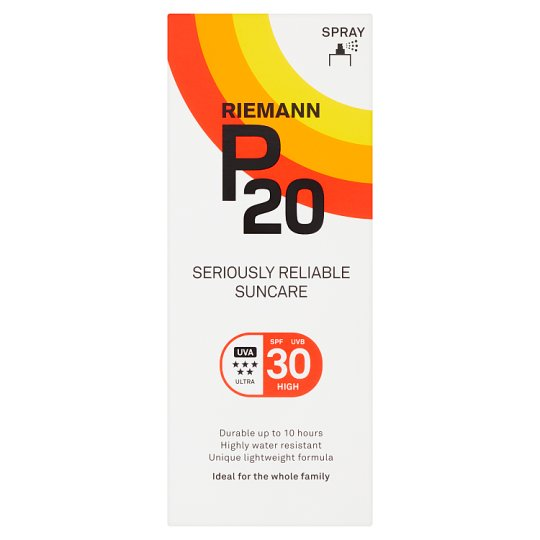 P20 Once A Day Sun Protect Spray Spf30 200Ml
