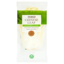 image 1 of Tesco Chinese Leaf Each