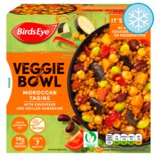Birds Eye Moroccan Tagine Veggie Bowl 380G