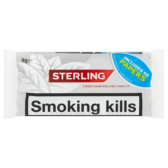 Sterling Roll Your Own 9G