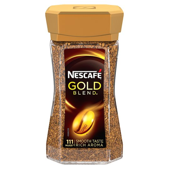 Nescafe Gold Blend Instant Coffee 200G