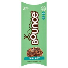 Bounce Energy Cacao Mint Multipack 3X42g