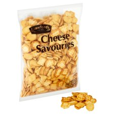 image 2 of Crawford's Cheese Savouries 325G