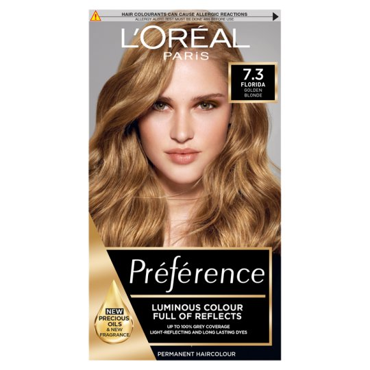 image 1 of L'oreal Paris Preference 7.3 Honey Blonde