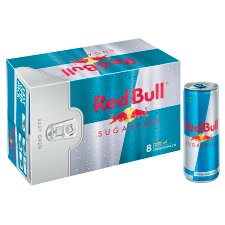 Red Bull Sugarfree Energy 8 X 250Ml
