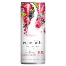 Echo Falls Fruit Fusion Berries 250Ml