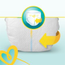 image 2 of Pampers Premium Protection Size 4 Jumbo Pack 54 Nappies