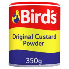Birds Traditional Custard Powder 350G