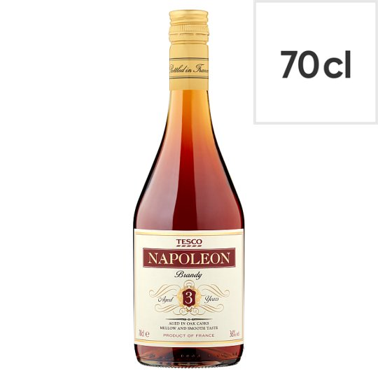 Tesco Napoleon Brandy 70Cl