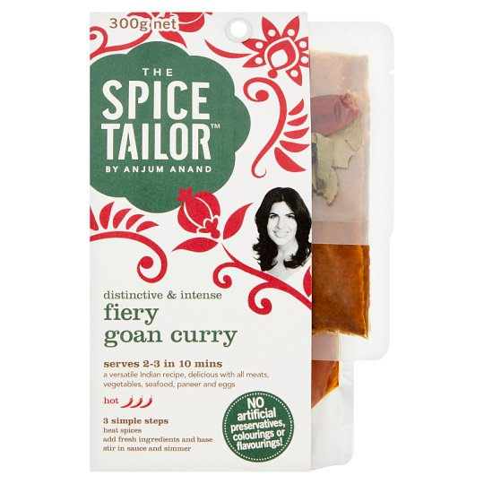 image 1 of The Spice Tailor Fiery Goan Hot Curry 300G