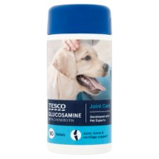 Tesco Pet 90 Tablets Glucosamine And Chondroitin