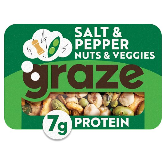 image 1 of Graze Veggie Protein Power 28G