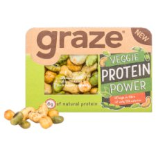 image 2 of Graze Veggie Protein Power 28G