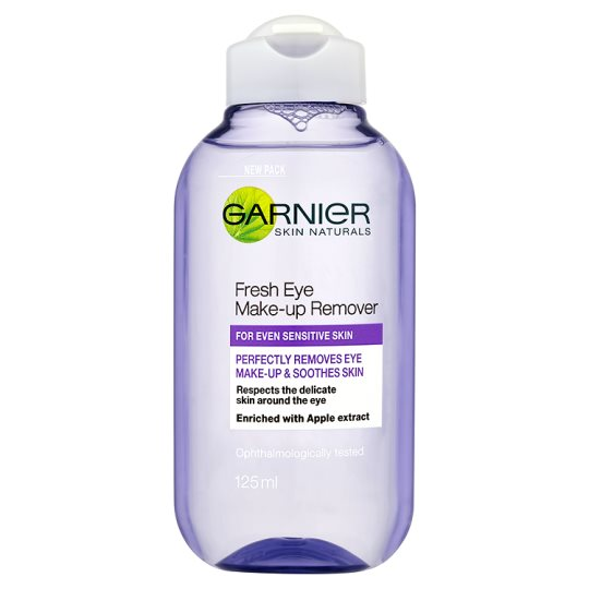 image 1 of Garnier Eye Makeup Remover 125Ml