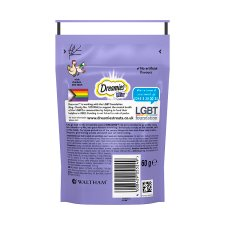 image 3 of Dreamies Mix Chicken And Duck Cat Treats 60G