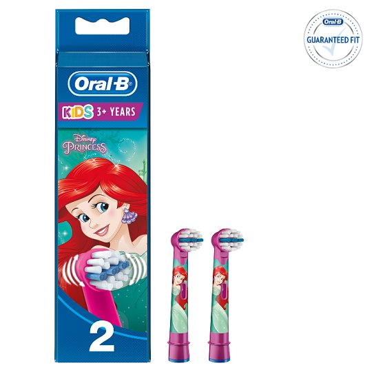 Oral B Stages Toothbrush Heads 2 Pack