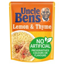 Uncle Ben's Special Lemon And Thyme Rice 250G