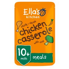 Ella's Chicken Casserole With Rice 190G