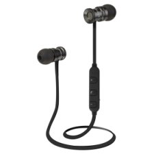 Groov-E Boom Buds Bluetooth In-Ear Gun Metal