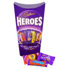 Cadbury Heroes Chocolate 290G