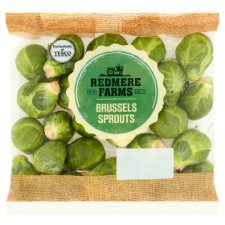 Redmere Farms Unpeeled Sprouts 500G