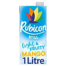 Rubicon Light And Fruity Mango Juice 1L