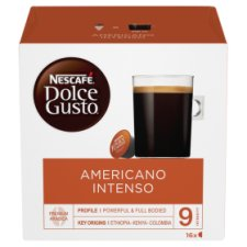 image 1 of Nescafe Dolce Gusto Intenso Coffee Pods 16 Capsules