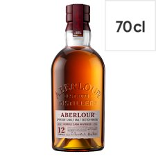 Aberlour 12 Year Old Single Malt Whisky 70Cl