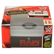Wwe Ring Party Cake
