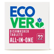 Ecover Dishwasher Tabs All In One 22S 440G