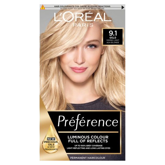 image 1 of L'oreal Paris Preference 9.1 Viking Blonde