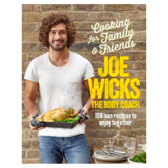Cooking With Friends Joe Wicks