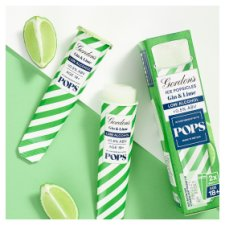 image 2 of Pops Gordons Ice Pops Gin And Lime 2X80ml