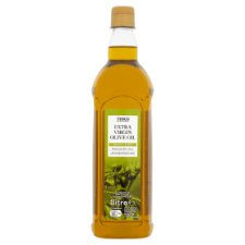Tesco Extra Virgin Olive Oil 1Ltr