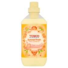 Tesco Fabric Conditioner Summer Fresh 630Ml 21Washes