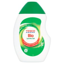 Tesco Laundry Gel Bio. 540Ml