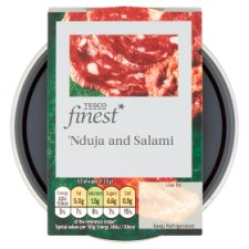 Tesco Finest 'Nduja And Napoli Salami Sauce 250G