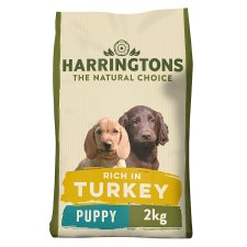 Harringtons Turkey And Rice Dry Puppy Food 2Kg