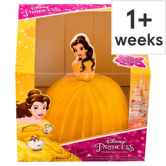 Disney Princess Celebration Cake