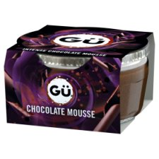 Gu Intense Chocolate Mousse 70G
