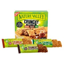 image 2 of Nature Valley Crunchy Granola Variety Bars 5X42g