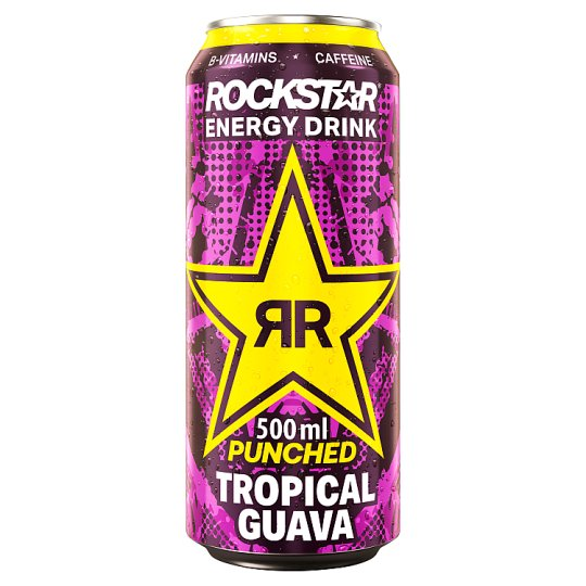 Rockstar Punched 500Ml