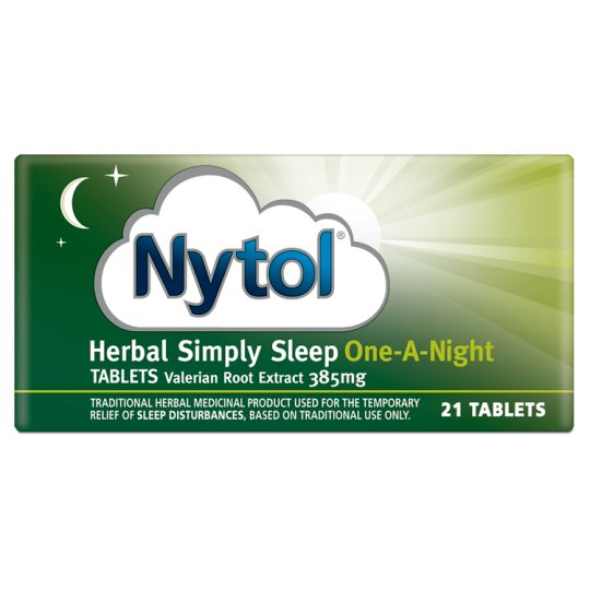 Nytol One A Night 21 Tablets