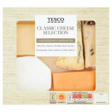 Tesco Classic Cheese Selection 490G