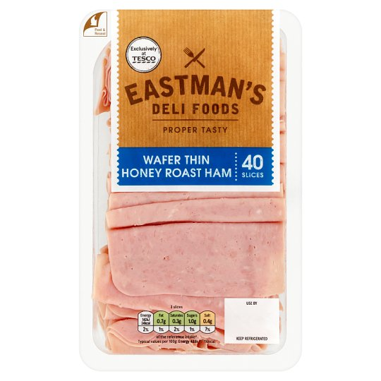 Eastman's Wafer Thin Honey Roast Ham 400G