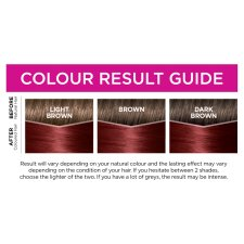 image 3 of L'oreal Casting Creme Gloss Cherry Red 460 Semi-Permanent Hair Dye