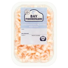 Bay Fishmongers Cold Water Prawns 150G