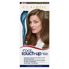 Root Touch Up Hair Dye Light Ash Brown 6A