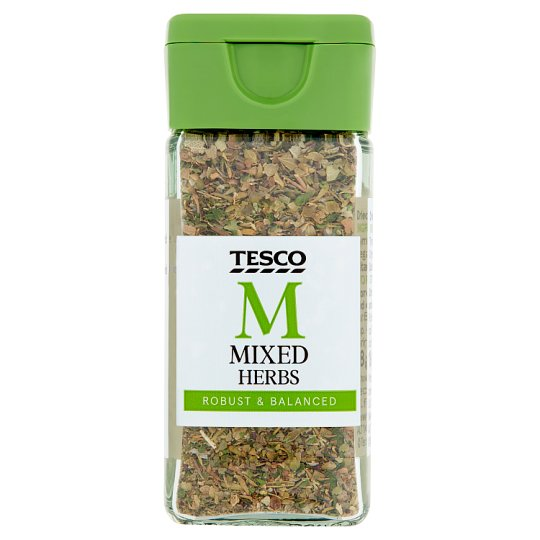Tesco Mixed Herbs 18G ..